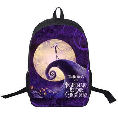 16the nightmare before christmas backpack - The Nightmare Before Christmas Backpack