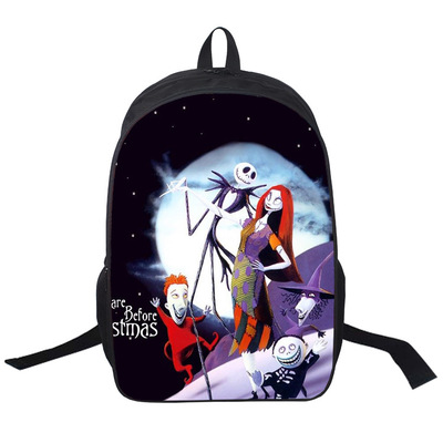 16the nightmare before christmas backpack - Nightmare Before Christmas Backpack