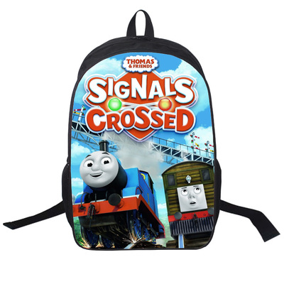 16 Thomas And His Friends Backpack School Bag