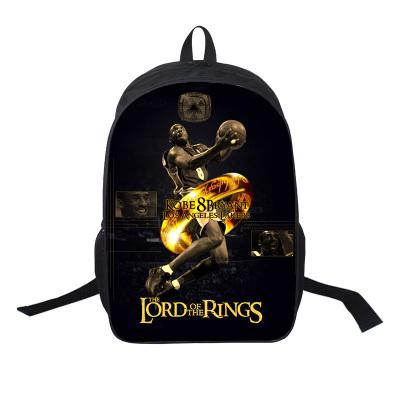 16″ Kobe Bryant Backpack School Bag