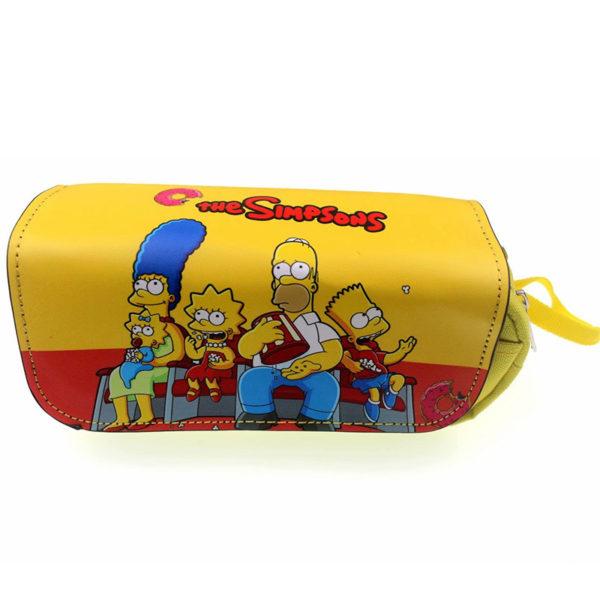 The Legend of Zelda pen Bag Double layer Large capacity Cartoon Pencil Case Gift