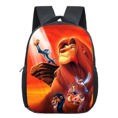 Lion King Backpack School Bag Baganime